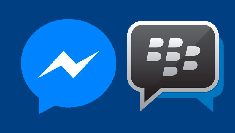 facebook messenger blackberry gratis