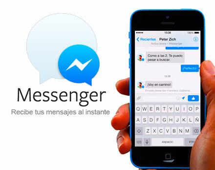 descargar messenger facebook