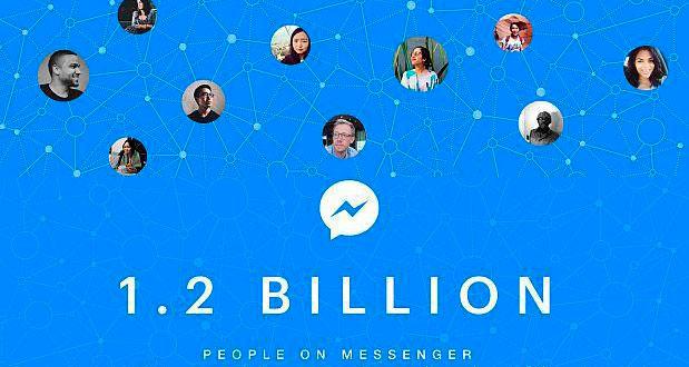 facebook messenger millones usuarios