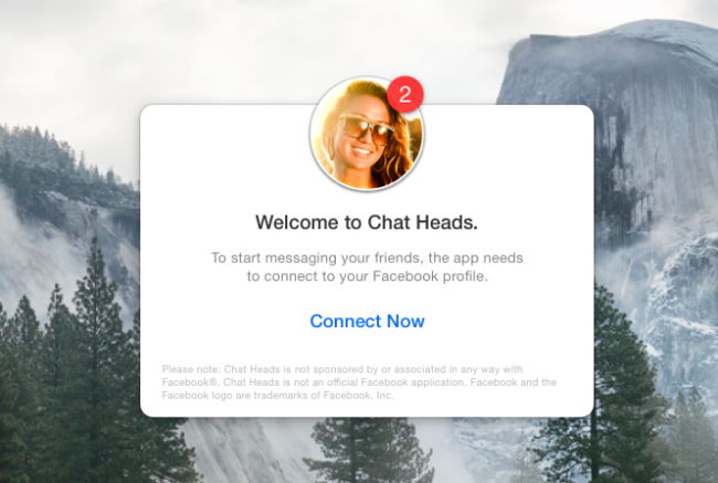 chat heads facebook messenger